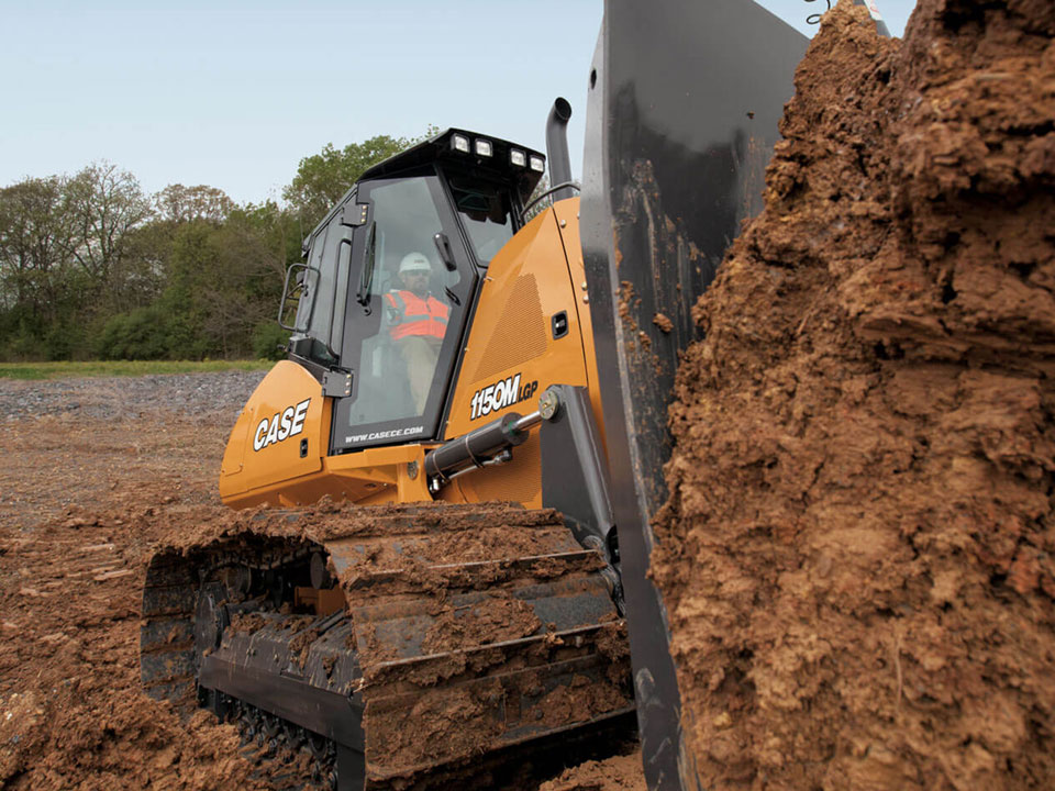 Case 1150M Dozer   TISCA   Tractor Implement Supply Company of Australia
