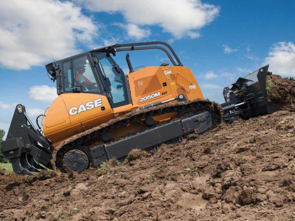 Case 2050M Dozer   TISCA   Tractor Implement Supply Company of Australia