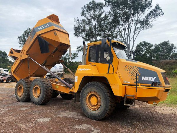 Moxy MT31 Articulated Dump Truck   TISCA   Tractor Implement Supply Company of Australia