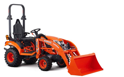 Kubota Tractors TISCA Sunshine Coast 1 | TISCA | Tractor Implement Supply Company of Australia