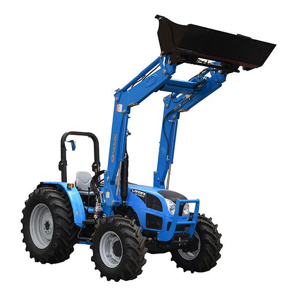 Landini Multifarm 80 ROPS Utility Tractor TISCA Sunshine Coast | TISCA | Tractor Implement Supply Company of Australia
