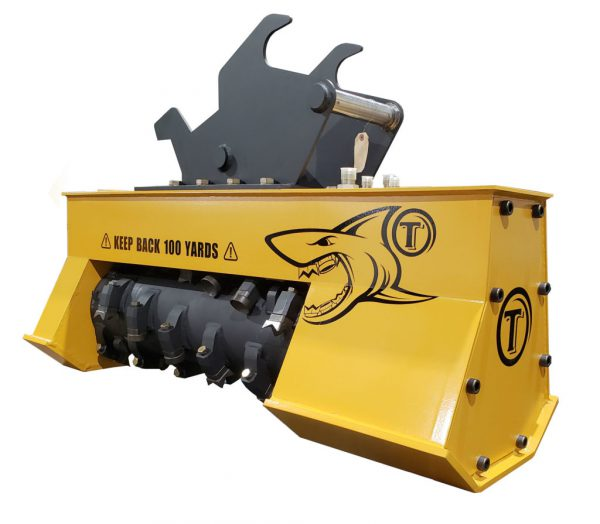 Torrent Mulchers 30 Shark | TISCA | Tractor Implement Supply Company of Australia