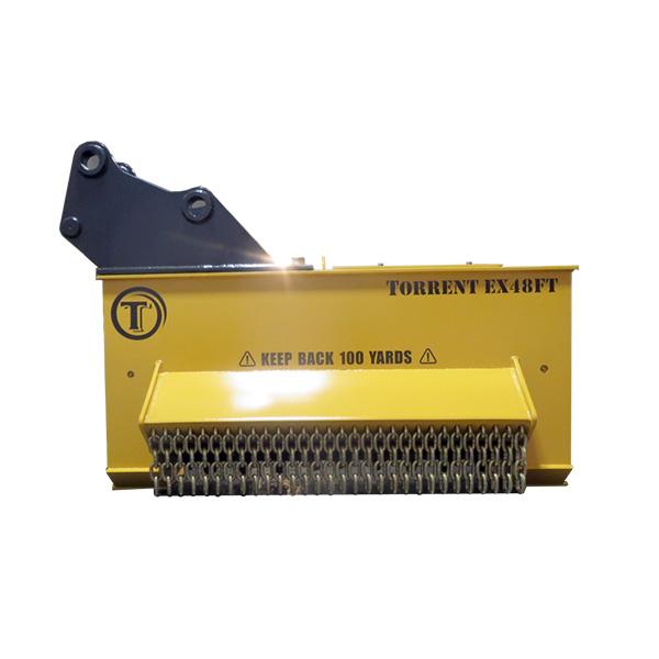 Torrent Mulchers 48 Shark TISCA | TISCA | Tractor Implement Supply Company of Australia
