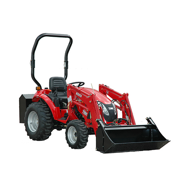 TYM T273 Compact Tractor with Front End Loader   TISCA   Tractor Implement Supply Company of Australia