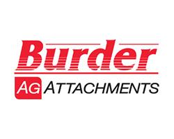 Burder Ag Attachments TISCA Sunshine Coast Logo | TISCA | Tractor Implement Supply Company of Australia