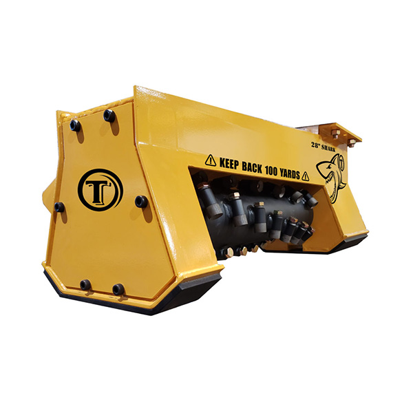 Torrent Mulchers 28 Shark TISCA | TISCA | Tractor Implement Supply Company of Australia