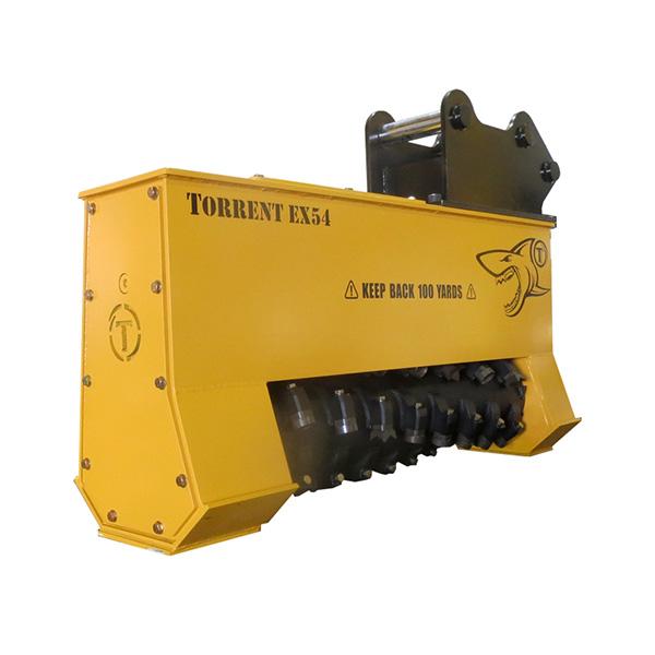 Torrent Mulchers 54 Shark TISCA | TISCA | Tractor Implement Supply Company of Australia