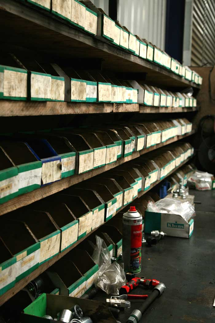 Kubota Spare Parts & Service TISCA Sunshine Coast
